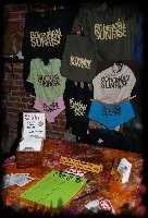Tops, Panties, Bags, & more! Check out our table at shows, or email us today for in-stock sizes & colors!